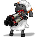 Ut Player Rocket Launcher Sticker