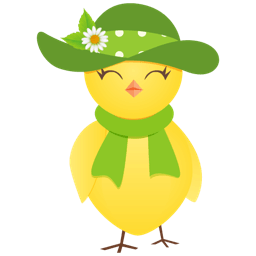 Cute Chicken Stickers for Facebook Timeline, Chat & Email ...
