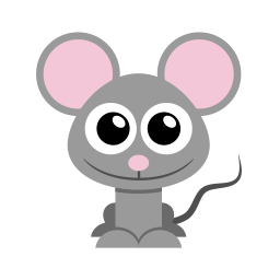 Mouse Sticker