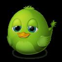 Bird Idle Sticker