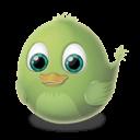 Bird Invisible Sticker