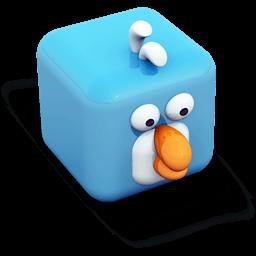 Tweetbird Sticker