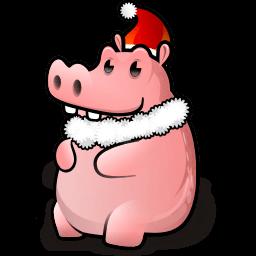 Hipopotamo Sticker