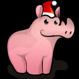 Rinoceronte Sticker