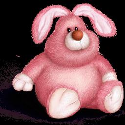 Rabbit Sticker