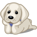 Dog Labrador Sticker