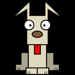 Dog Sticker