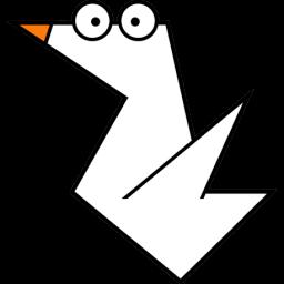 Swan Sticker