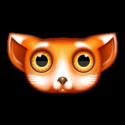 Firefox Sticker