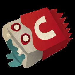 Candybar Sticker