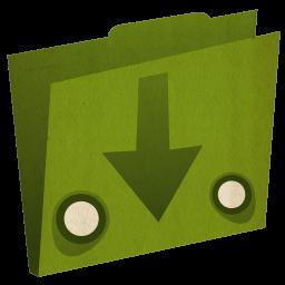 Downloads Sticker