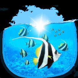 Animals Fishes Sticker