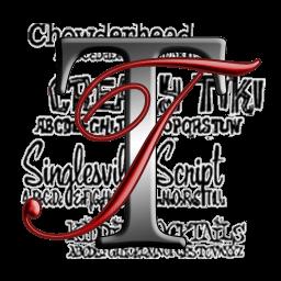 Fonts Sticker
