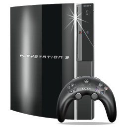Games Playstation 3 Sticker