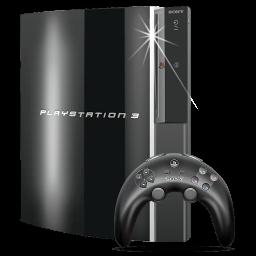Games Playstation 3 Sticker