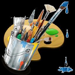Graphics Painting Sticker