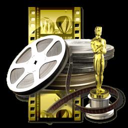 Movies Oscar Sticker