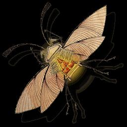 Persianatus Sticker