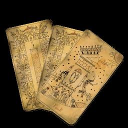 Tarot Set 2 Sticker