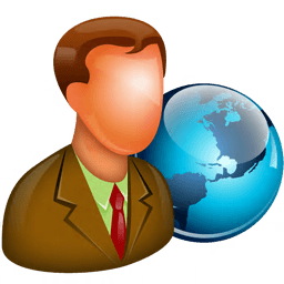 Global Manager Sticker