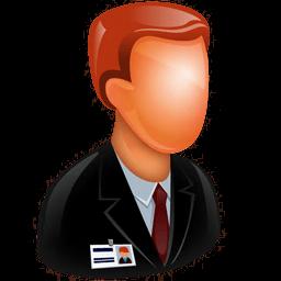 Manager Sticker