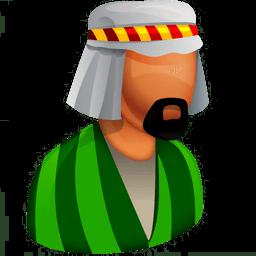 Sheikh Sticker