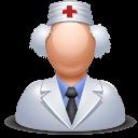 Doctor Man Sticker