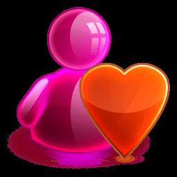 Love Girl Sticker
