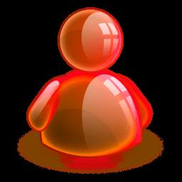 Online Red Sticker