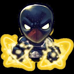 Captain Universe Sticker