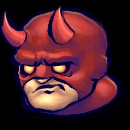 Face Afraid Sticker