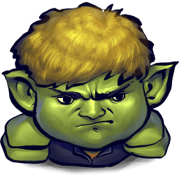Hulkling Sulking Sticker