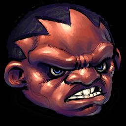 Street Fighter Balrog Sticker