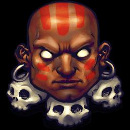 Street Fighter Dhalsim Sticker
