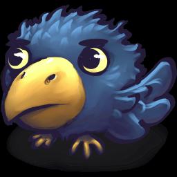 Things Bird Sticker