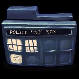 Folder Police Sticker