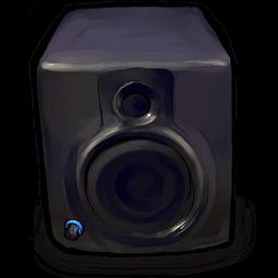 Speaker Sticker