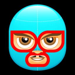 Male Face N1 Sticker