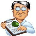 Statistician Sticker