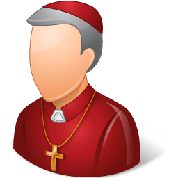 Religions Bishop Sticker
