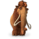 Ice Age Ellie Sticker