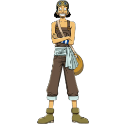 Usopp Sticker