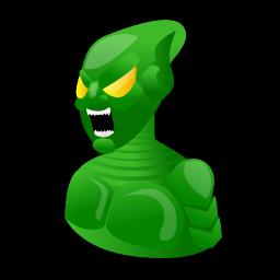 Green Goblin Sticker