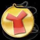 Medallion Sticker