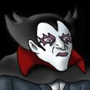 Villain Sticker
