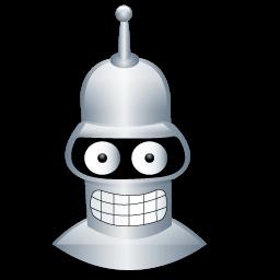 Bender Sticker