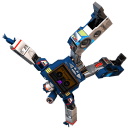 Transformers Soundwave Sticker
