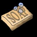 Lubricant Sticker