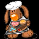 Rabbit Chef Sticker
