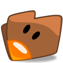 Rabbit Folder Sticker